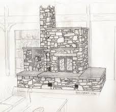 chimney-sketch